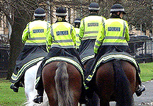 police-horses